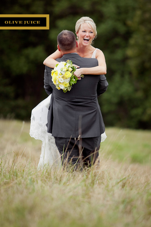 Outdoor Wedding Photography By Olive Juice Studios In Rochester MN
