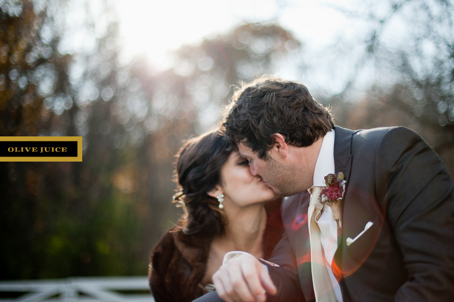 Outdoor Wedding Photography By Olive Juice Studios In