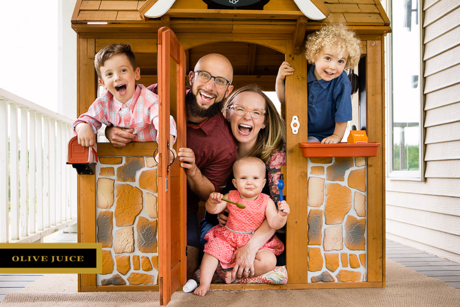 Olive Juice Studios - Rochester MN Family and Newborn Photographer -