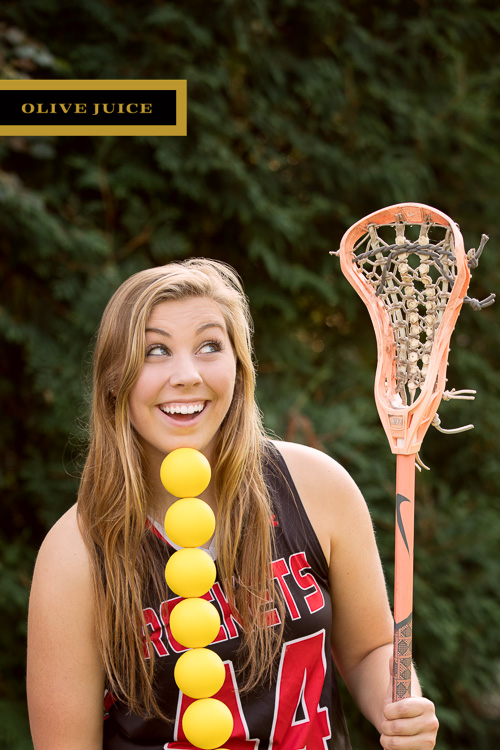 Senior sport photographs Rochester MN | Olive Juice Studios -