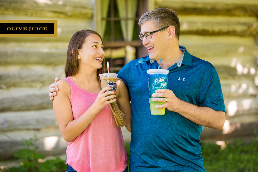 Fun senior photography Rochester MN | Olive Juice Studios -