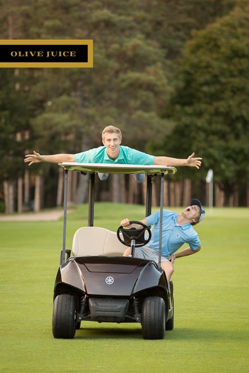 Senior sport photographs Austin MN by Olive Juice Studios -