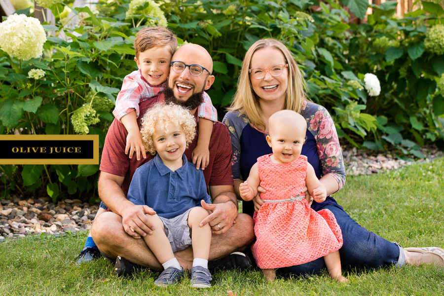 Olive Juice Studios - Rochester MN Family and Newborn Photography -