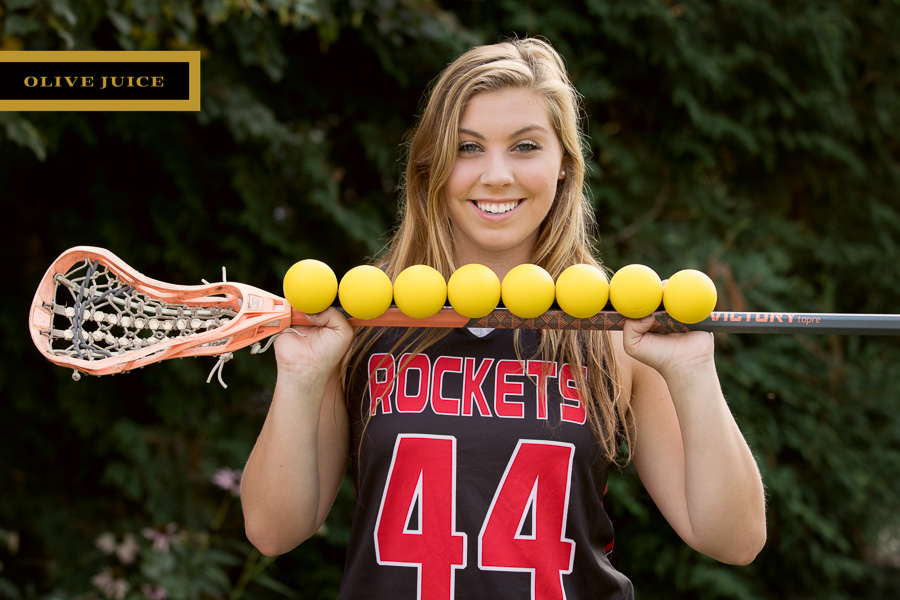 Senior sport photographer | Olive Juice Studios -