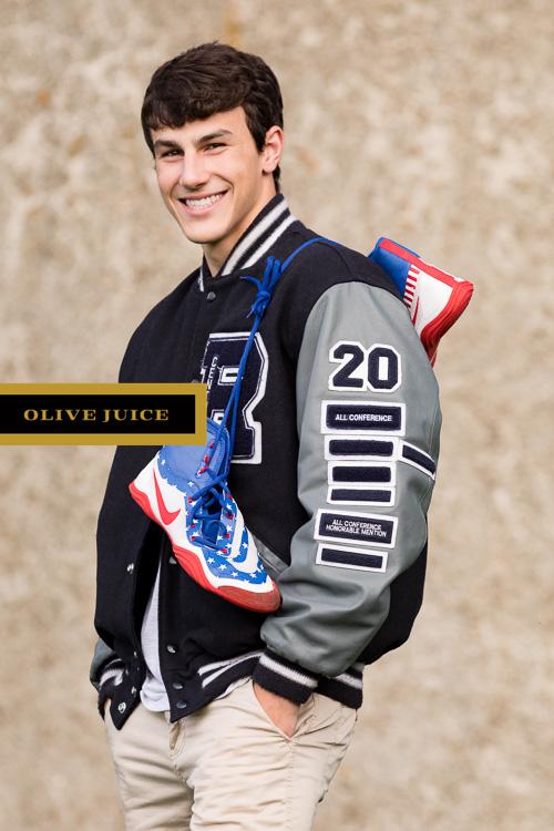 Senior sport portraits   Olive Juice Studios -