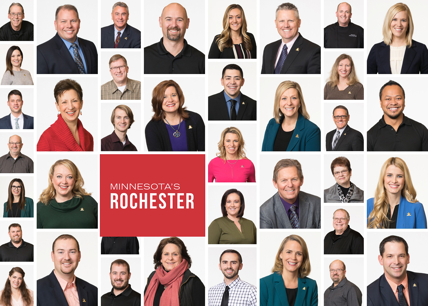 Headshot and Business Portraits Rochester MN | Olive Juice Studios -