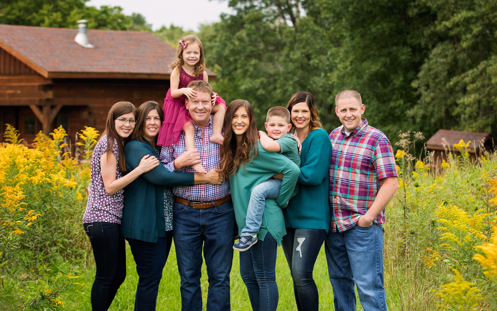 Family and Newborn Portraits Rochester MN | Olive Juice Studios -