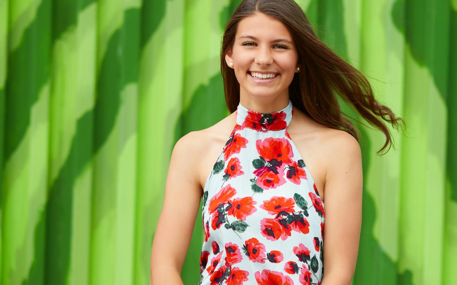 Senior girl photography Rochester MN | Olive Juice Studios -